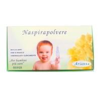 NASPIRAPOLVERE Aspiratore nasale 0-6 anni   ARIANNA