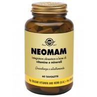 NEOMAM Vitamine e minerali per gravidanza e allattamento 60 tav | SOLGAR