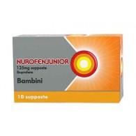 NUROFENJUNIOR | 10 supposte 125 mg
