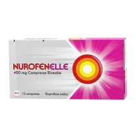 NUROFENELLE | 12 compresse 400 mg