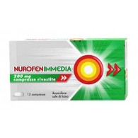 NUROFENIMMEDIA | 12 compresse 200 mg