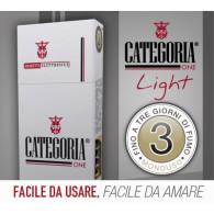 ONE LIGHT Sigaretta MONOUSO 1,8%Nicotina | CATEGORIA