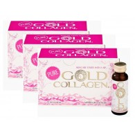 PURE GOLD COLLAGEN Integratore di bellezza liquido 30 GIORNI | GOLD COLLAGEN
