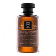 OILY DANDRUFF 250 ML   Shampoo forfora grassa   APIVITA