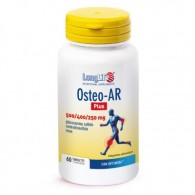OSTEO-AR PLUS Integratore per le ossa 60 tav | LONGLIFE