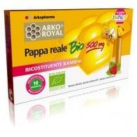 PAPPA REALE BIO 500 MG Bambini 10 FIALE | ARKOPHARMA - Arkoroyale