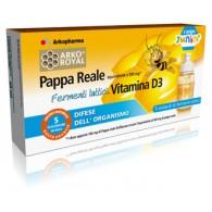 PAPPA REALE con Fermenti lattici attivi e Vitamina D3 Junior | ARKOPHARMA