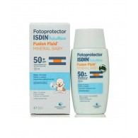 Pediatrics FUSION FLUID MINERAL BABY Spf 50+ 50 ml | ISDIN - Fotoprotector