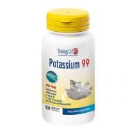 POTASSIUM 99MG Integratore alimentare di potassio 100 tav | LONGLIFE