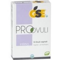 PRO-OVULI Vaginali 10 pz | GSE - Intimo