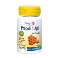 PROPOLI D'API Malattie da raffreddamento, afte e mal di gola 30 CPR | LONGLIFE