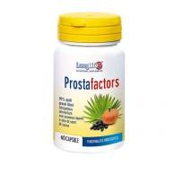 PROSTAFACTORS  con Serenoa e Olio di Semi di Zucca 60 cps | LONGLIFE