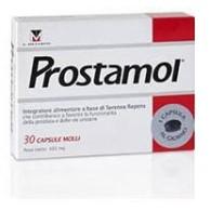 PROSTAMOL Integratore prostata 30 Capsule molli