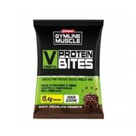 PROTEIN VEGETAL BITES Gusto cioccolato fondente 54 g | ENERVIT - Gymline