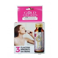 PURE WEEKEND Integratore di bellezza liquido 3 GIORNI | GOLD COLLAGEN