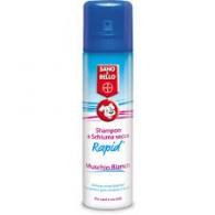 RAPID Shampoo a schiuma secca 300 ml | BAYER - Sano e Bello