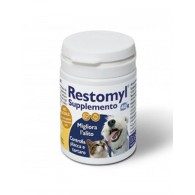 RESTOMYL supplemento CANE e GATTO 40 g | INNOVET - Odontostomatologia