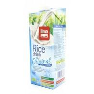 RICE DRINK ORIGINAL Bevanda di riso biologica | KI - LIMA