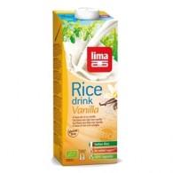 RISE DRINK VANILLA Bevanda di riso biologica | KI - LIMA