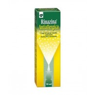 RINAZINA ANTIALLERGICA   Spray nasale 0,1% 10 ml