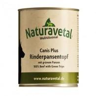 RINDERPANSENTOPF Trippa di manzo con trippa verde | NATURAVETAL - Canis Plus