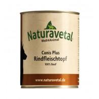 RINDFLEISCHTOPF Carne di manzo | NATURAVETAL - Canis Plus