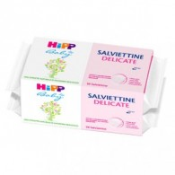 SALVIETTINE DELICATE 2X56 pz | HIPP