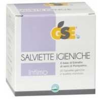 SALVIETTINE IGIENICHE Intime 20 pz | GSE - Intimo
