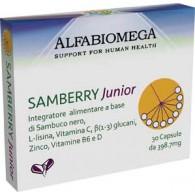 SAMBERRY JUNIOR Difese Organismo 30 Cps   ALFABIOMEGA
