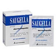 SAUGELLA DERMOLIQUIDO SALVIETTE 10 buste | SAUGELLA - Linea Blu