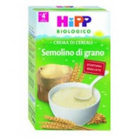 SEMOLINO DI GRANO Crema di cereali 200 g | HIPP BIO