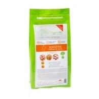 SENSITIVE Secco pollo e salmone per GATTI 1,5 kg | ORGANIC VET