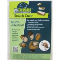 SNACK CARE Gastro intestinal CANE   PETFORMANCE-Snack funzionali