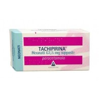 TACHIPIRINA NEONATI | 10 Supposte 62,5 mg