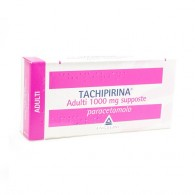 TACHIPIRINA | Supposte Adulti 1000 mg
