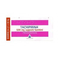 TACHIPIRINA BAMBINI | 10 Supposte 500 mg