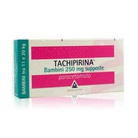 TACHIPIRINA Bambini | 10 Supposte 250 mg