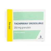 TACHIPIRINA OROSOLUBILE | 10 Bustine 250 mg