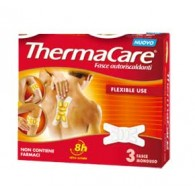 FLEXIBLE USE 3 Fasce autoriscaldanti | THERMACARE
