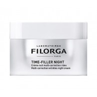 TIME FILLER NIGHT Crema notte anti rughe 50 ML | FILORGA