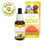 TRAINING&EDUCATION Fiori Australiani 30 ml | BUSH FLOWER - Essence Animal