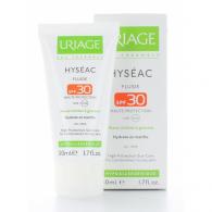 HYSEAC Fluido solare pelle mista e grassa SPF 30 50 ml | URIAGE - Solaire