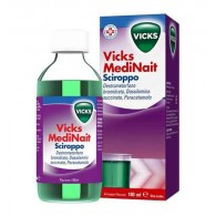 VICKS MEDINAIT | Sciroppo 180 ml