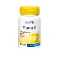 VITAMIN D3 400ui 100 cpr | LONGLIFE