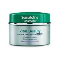 CREMA PROTETTIVA NOTTE Nutre intensamente 50 ml | SOMATOLINE COSMETIC - Vital Beauty