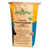 WELPEN & JUNGHUNDE LACHS | Crocchette Salmone Cuccioli | NATURAVETAL Canis Plus