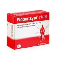 WOBENZYM VITAL 120 CPR | NAMED