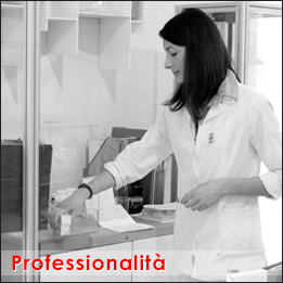 professionalità in Bravi Farmacie