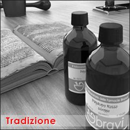 tradizione in Bravi Farmacie
