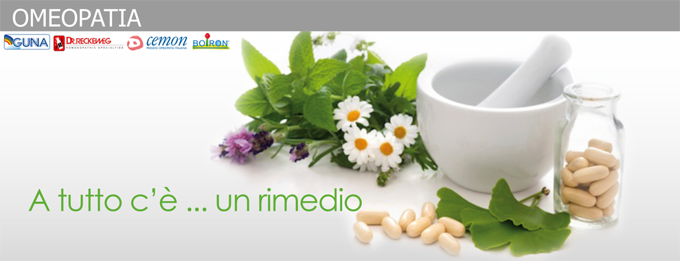 categoria OMEOPATIA Bravi Farmacie